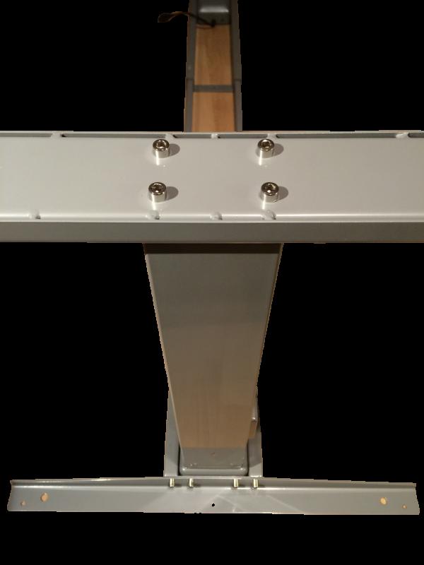 Standing Desk steel base quality contruction
