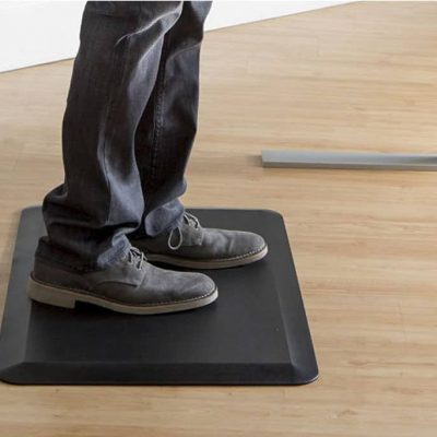 Imprint Cumulus Pro standard anti-fatigue rubber standing mat