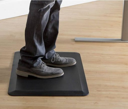Imprint Cumulus Pro standard anti-fatigue rubber standing mat