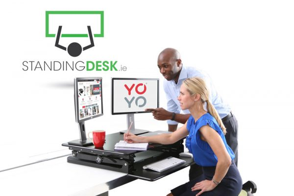 Yo-Yo 90 Sit-Stand Desk 90