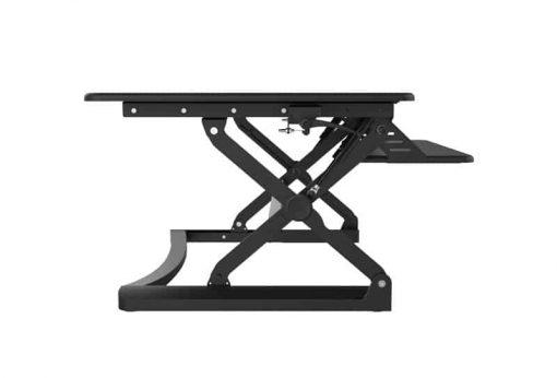 Yo Yo sit stand ergonomic workstation riser 120